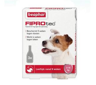 Beaphar FiproTec - tegen teken en vlooien