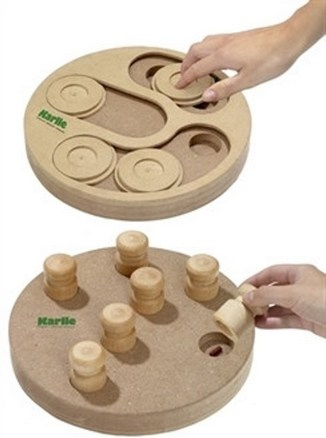 Flamingo speelgoed Doggy Brain Train