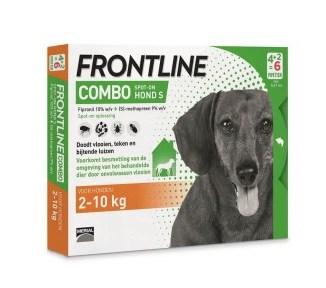 Frontline Combo Spot-On Hond tegen teken en vlooien