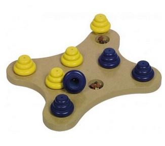 Hondenspeelgoed Hersen Spelletjes Hondenpuzzel Denkspel Spire
