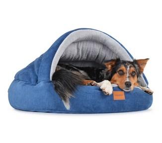 snuggle cave voor honden
